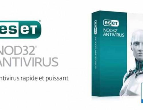 Aide PC et ESET Nod32 Antivirus